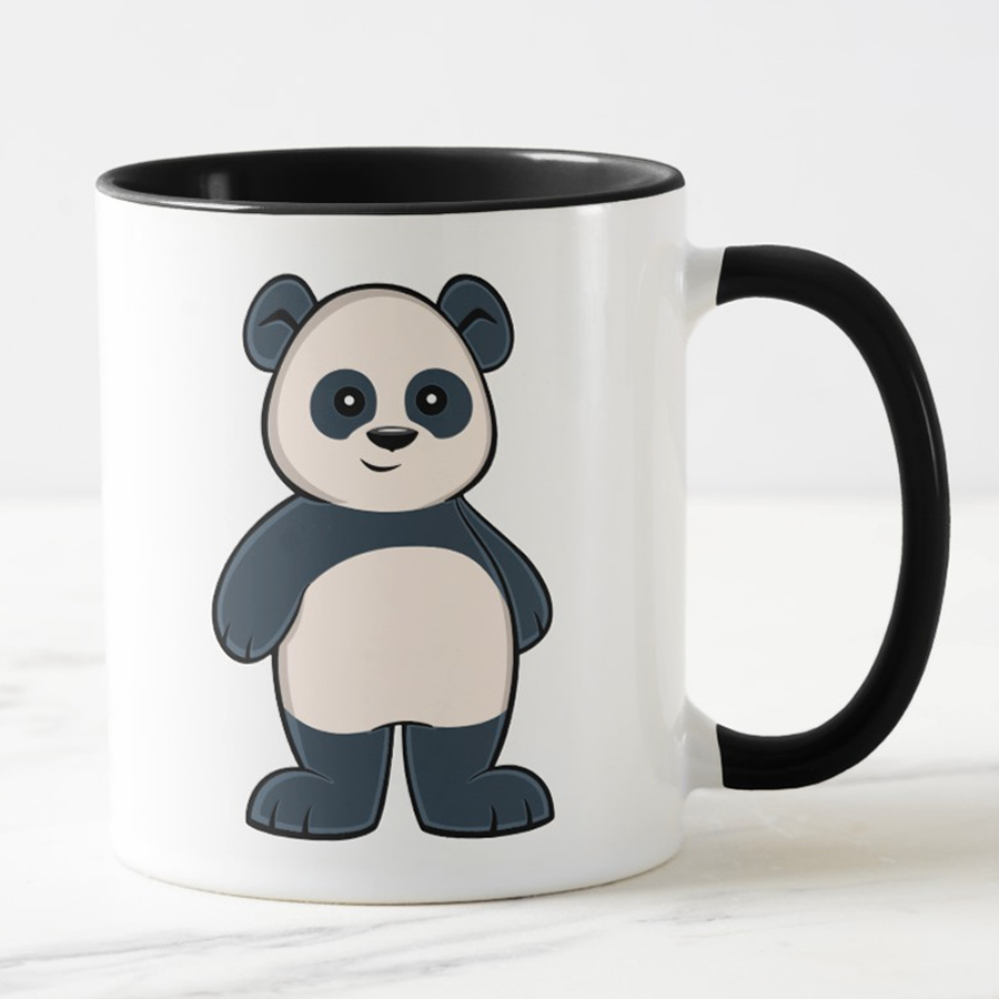 Cute Cartoon Panda Mug